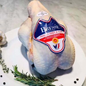 Poule de Bresse